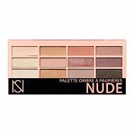 Palette ombre à paupières 12 couleurs NS n°03 nude