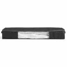 Housse de rangement dessous de lit sous vide