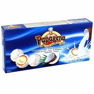 Boules de gaufrettes à la noix de coco 120 gr