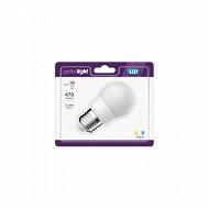 GETIC Ampoule LED sphérique equivalent 40W E27