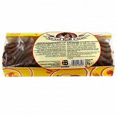 Génoise roulée et fourrée au cacao 250 g