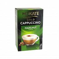 8 sachets cappuccino saveur noisettes 100 g (8x12,5 g)