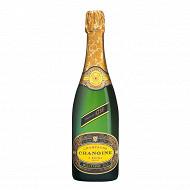 Champagne chanoine millésime 75cl 12%vol