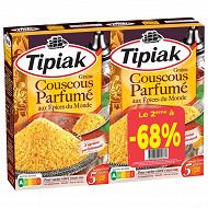 Tipiak couscous parfumé aux épices du monde 2x510g