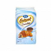 6 croissants fourrés au chocolat 300 g