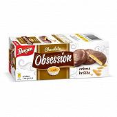 Cookies crème brulée 140g