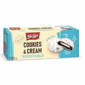Gâteaux au cacao fourrage crème 128 g