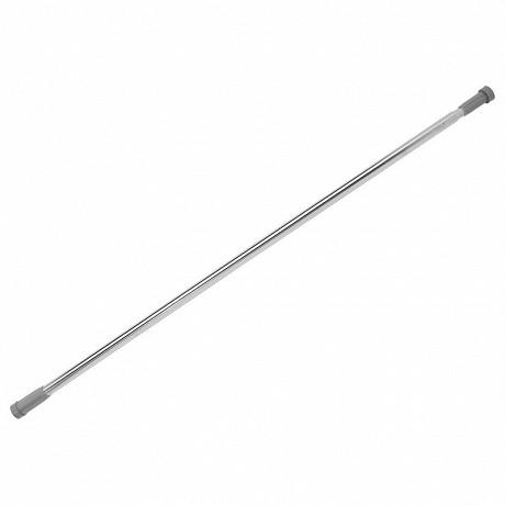 Barre de douche inox 110 à 200 cm