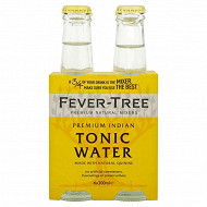 Fever tree tonic water 4x20cl