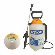 Hozelock pulvérisateur t7 éco  7 litres + cache
