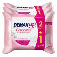 Demak'Up cocoon 75 lingettes lpss (2+1)