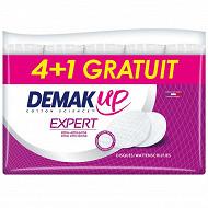 Demak'Up coton à démaquiller expert 350 disques 4+1 offert