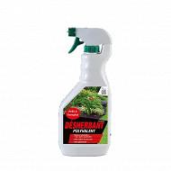 Désherbant polyvalent prêt à l'emploi 1L avec spray. 60 gr/l d'acide acétique