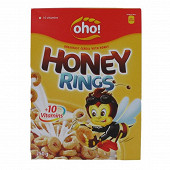 OHO céréales miel 250 gr