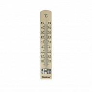 Thermometre interieur hetre