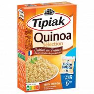 Tipiak quinoa selection sans pesticide 200g