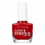 Vernis à ongles tenue strong pro 08 passionate red