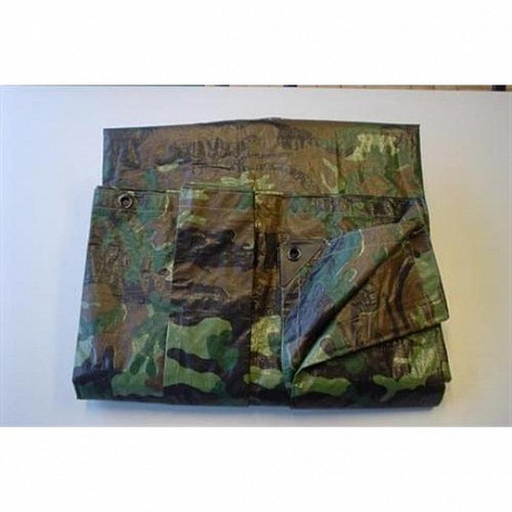 Sodepm bache camouflage 1.80X3m