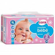 Cora baby couches bébé taille 3 (4 à 9kg) x56