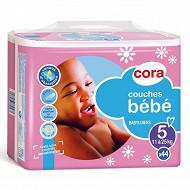 Cora baby couches bébé taille 5 (11 à 25kg) x44