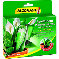 Algoflash monodose revitalisante plantes vertes fleuries 30 ml