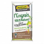 Aloflsgh naturasol engrais Naturel à base de crottes d'insectes 5 kg