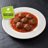 Boulettes au boeuf sauce tomate