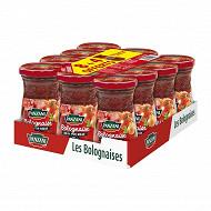Panzani sauce bolognaise pur boeuf 200gx8 + 4 offerts