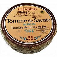 Tomme de Savoie fruitière Rives du Fier IGP au lait cru