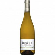 Côtes de Gascogne IGP Domaine de l'Herré Gros Manseng 11.5% Vol.75cl