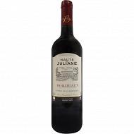 Bordeaux Les Hauts de Juliane 12.5% Vol. 75cl