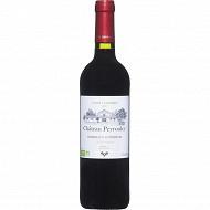 Bordeaux Supérieur Rouge Bio Château Peyrouley Cuvée Tradition 13% Vol.75cl