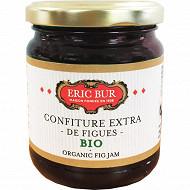 Eric Bur confiture extra de figues bio 250g