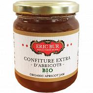 Eric Bur confiture extra d'abricots bio 250g