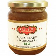 Eric Bur marmelade d'oranges bio 250g