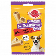 Pedigree son os à macher recompenses pour petit chien 4 pcs