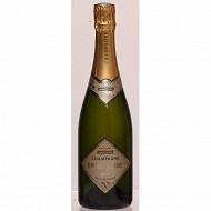 Champagne Brut Blanc de Blancs LHeureux Plekhoff 12% Vol. 75cl