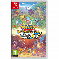 Jeu switch pokemon donjon mystere equipe