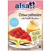 Alsa préparation crème pâtissière à froid 125g