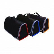 Sodifac sac de coffre ganse bleu/gris