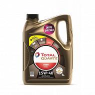 Total quartz 5000 15w40 essence 5l