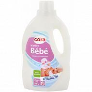 Cora lessive liquide bébé 1.5l