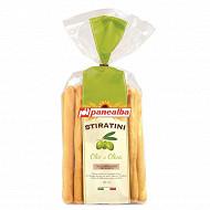 Panealba stiratini huile d'olive 250g