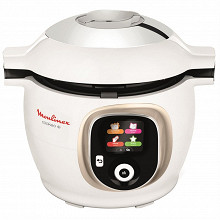 Moullinex multicuiseur Cookeo champagne CE851A10