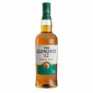 Glenlivet whisky 12 ans 70cl 40%vol