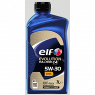 Huile elf evolution fulltech C4 5W-30