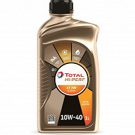 Huile total hi-perf 4t 700 scooter 10W-40
