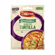 Ducros world food mélange pour tortilla espagnole 15g