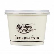 Fromage frais vanille de madagascar Isigny 500g