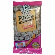 Pop-corn micro-ondable sucre 90g